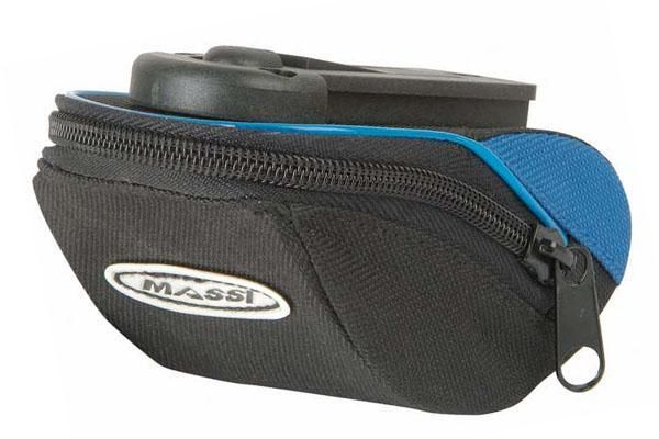 Massi Wave Small Saddle Bag - Blue