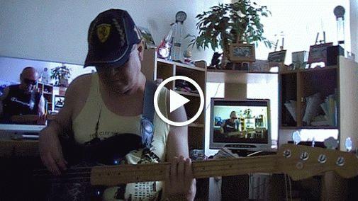 Remember the time Michael Jackson Bass cover Bob Roha