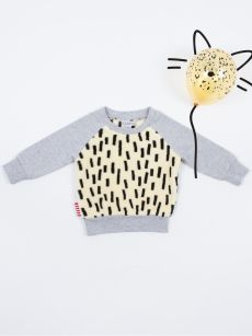 Unisex Fleece Sweat Top SOOKIbaby AW16 http://www.tinytribe.com.au/fashion-features-1/sookibaby-winter-2016
