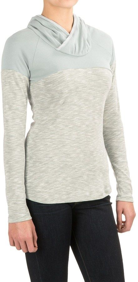 Columbia Outerspaced II Hoodie Shirt - Long Sleeve (For Women)