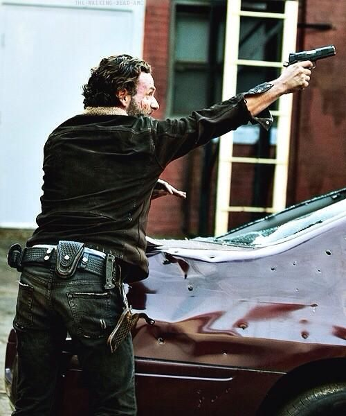 The Walking Dead / Rick Grimes