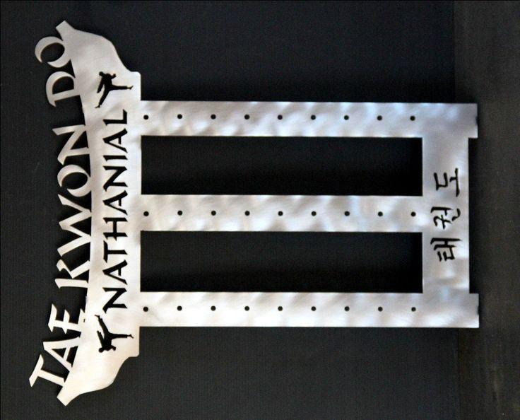 ATA Karate Belt Holder - Karate Belt Display - Martial Arts Belt Rack – Best on the Planet: Karate Belt Display: Martial Arts Belt Displays
