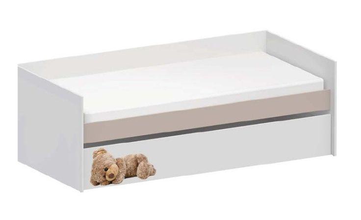 Cama nido de 90x190 formato kit de muy f cil montaje - Ruedas para cama ...