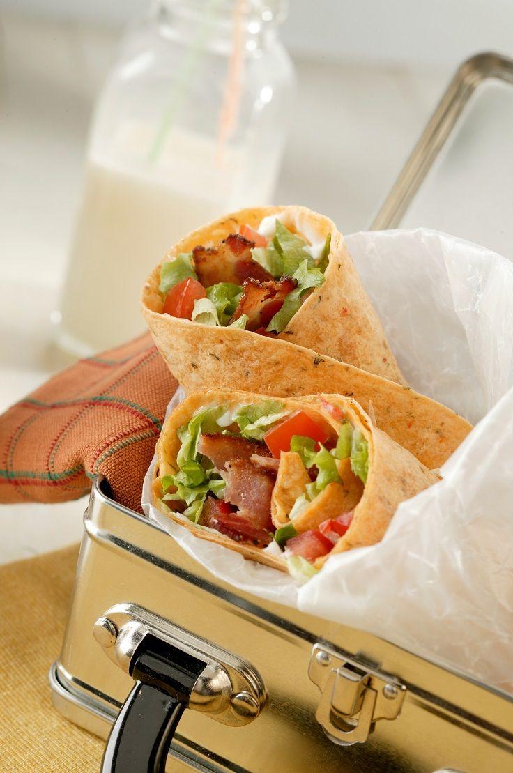 Top 10 Tempting Wrap Recipes