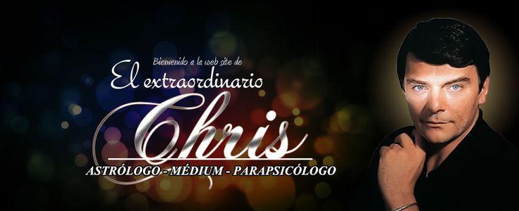 Bienvenido a la web site del Vidente Chris  http://www.chris-videncia-gratuita.com/  Descubra cómo le afectan los astros según su nacimiento  carta astral gratis