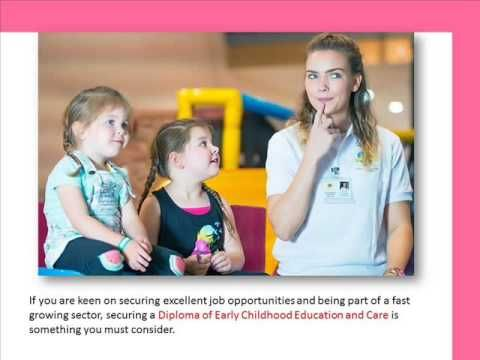 Advantage of Having a Diploma in Early Childhood Education - YouTube