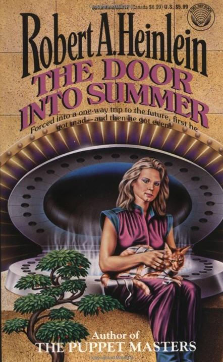 The Door Into Summer - Robert Heinlein