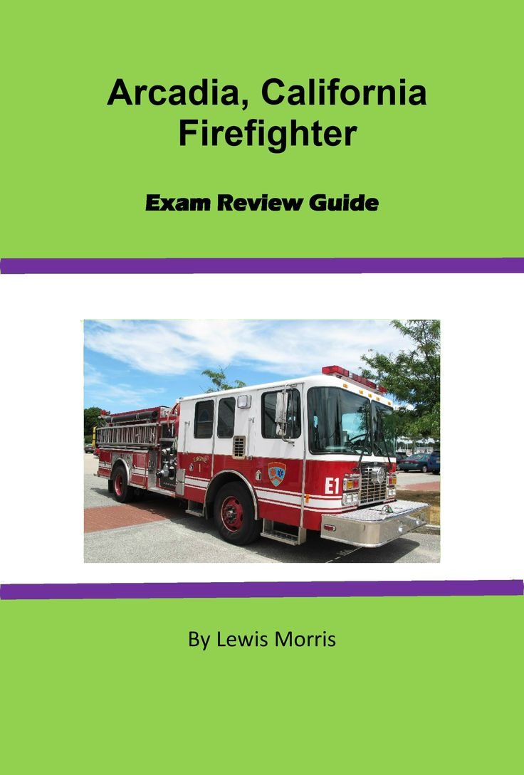 Learn how to ace the Arcadia, California Firefighter exam and become a professional firefighter. The number of candidates taking the exam has increased dramatically in recent years. To succeed against this increased competition, you must be prepared to tackle the unique question types found on the exam. The links below contain the most up to date and accurate resources to help you prepare for the Arcadia, California firefighter exam.