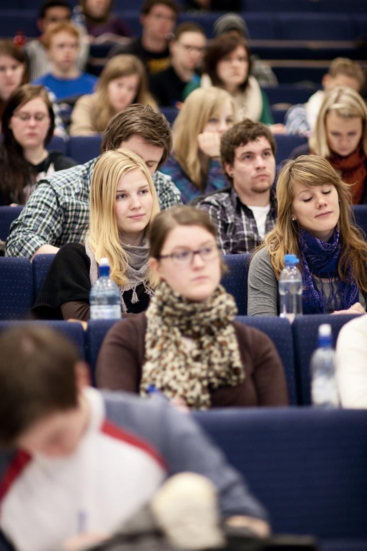 Photo, students