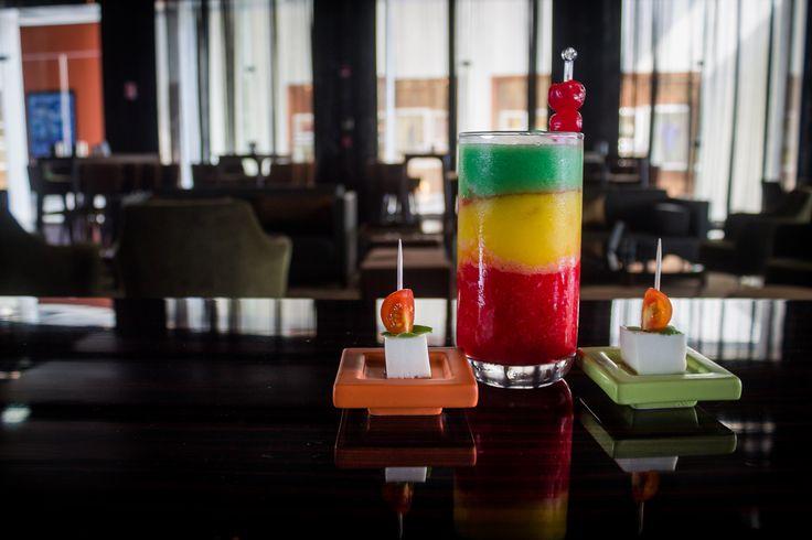 Photography of a delicious and cute drink at Koi Bar of #GrandVelas #RivieraNayarit