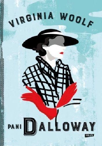 Okładka książki Pani Dalloway