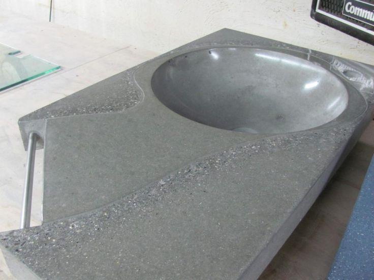 beton waschbecken selber machen ideas pinterest waschbecken baden und w sche. Black Bedroom Furniture Sets. Home Design Ideas