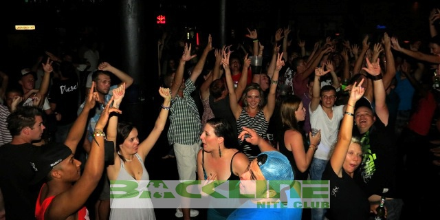 Party at Backline night club Margate with DJ Paul Almeida! Clubbing at the HOTTEST venue on the KZN South coast!