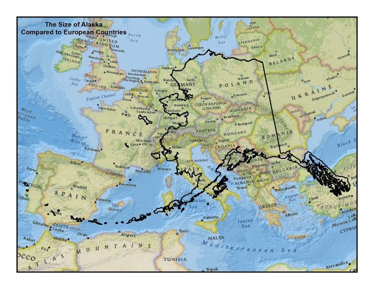 Best CartoGraphic Porn Images On Pinterest Porn Cartography - Alaska over us map