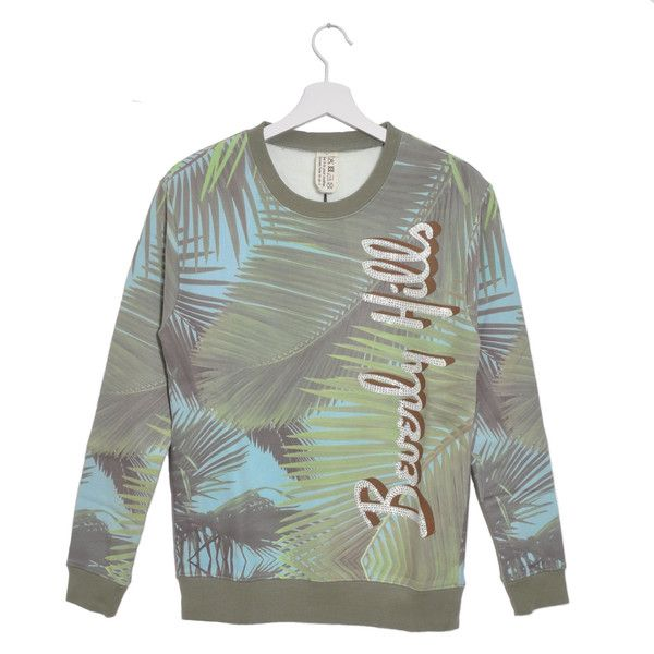 EDWARD EDWARD Joy Bleu Sweatshirt | La Luce http://shoplaluce.com/collections/edward-edward-by-edward-achour/products/edward-edward-joy-bleu-sweatshirt