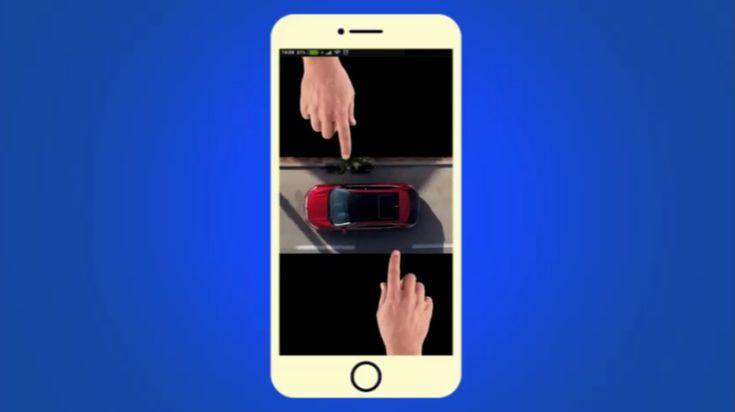 「縦型動画」ならではの広告表現。スマホ用Web動画で訴求するFordの安全技術 | AdGang