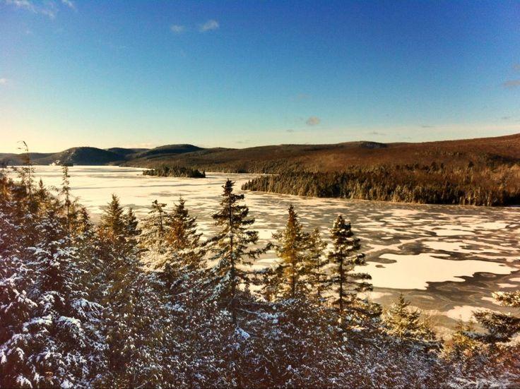 Lac Sacacomie Canada