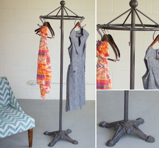 Couturier's Rack | Spinning Clothes Rack | Coat Rack