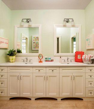The American Dream - transitional - bathroom - portland - Westlake Development Group, LLc