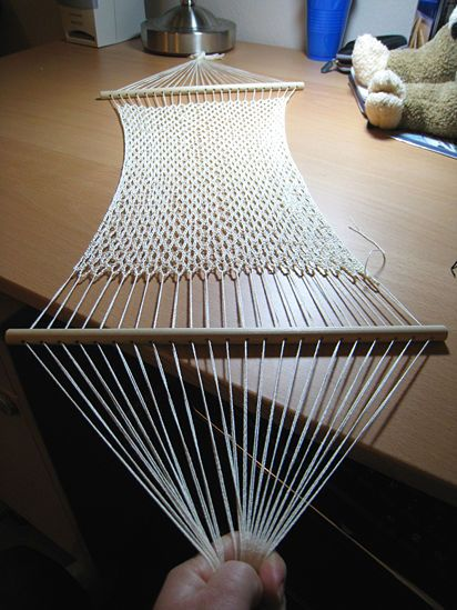 How to Crochet a Toy Hammock: 26 Steps (with Pictures) - wikiHow