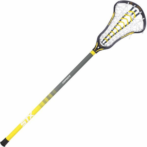STX Crux 500 Women's Lacrosse Stick ($210). As soon as I bought mine I fell in love with it