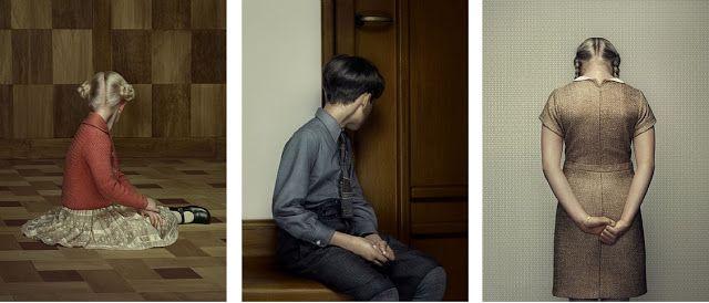 Erwin Olaf - Keyhole Series