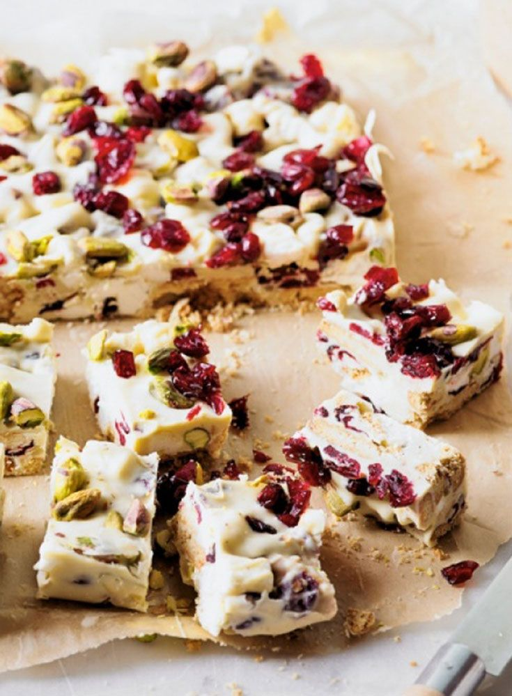 Fancy making a cake without turning on the oven? You've come to the right place. Check out our delicious recipes for rocky road, tiffin, no-bake cheesecakes, cornflake cakes and more easy no-bake cakes to make with the kids. Try this delicious white rocky road.