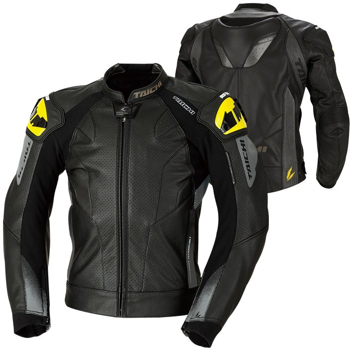 GMX Motion Vented Leather Jacket
