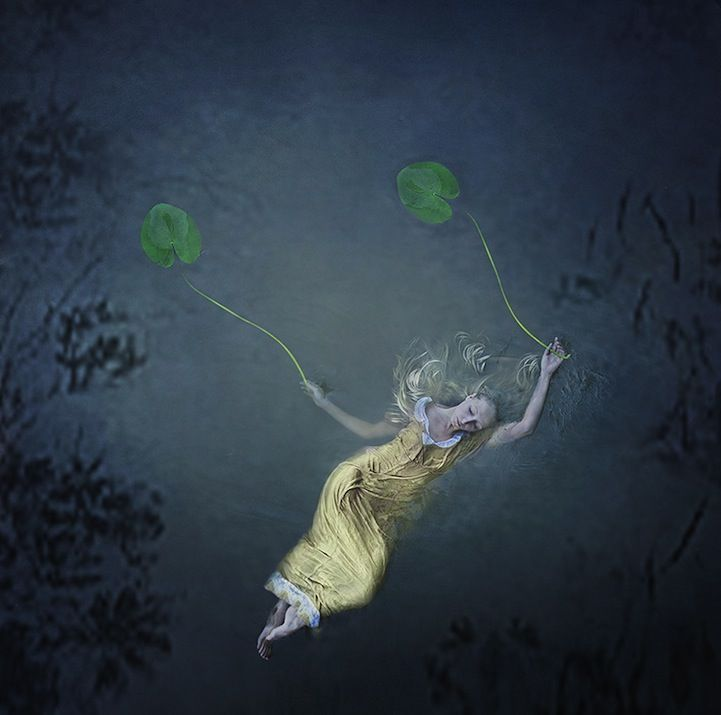 Enchanting Surreal Photographs by Kylli Sparre - My Modern Met