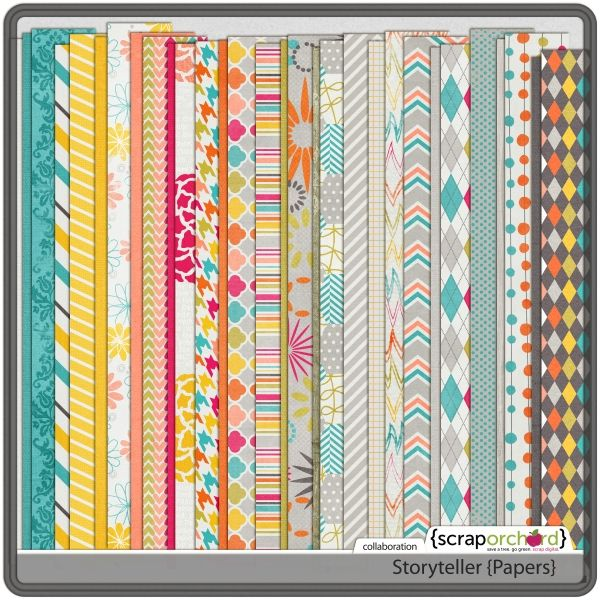 Many free printables: paper sets, digital kits, journal cards, templates & PS brushes - from Persnickety Prints.
