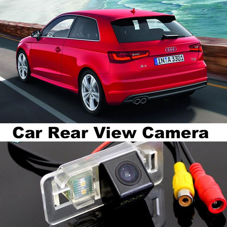 Car Camera For Audi A3 S3 RS3 8V MK3 2012~2015 High Quality Rear View Back Up Camera Supply Top Gear Fans to Use | CCD With RCA #Affiliate