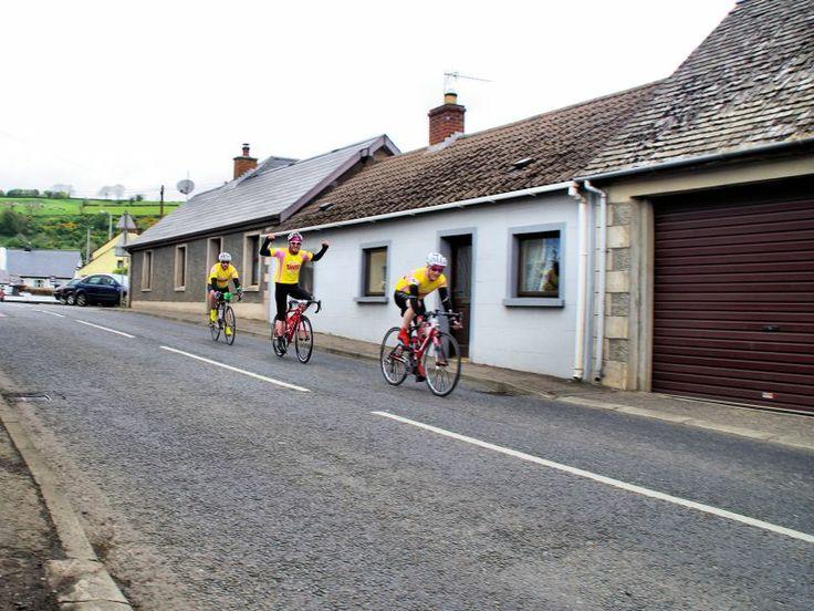 Big Italian Bike Ride 2 - Glynn, Co. Antrim