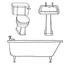1930s bathroom kit