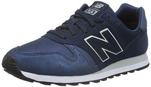 Oferta: 85€ Dto: -25%. Comprar Ofertas de New Balance 373, Zapatillas de Running para Mujer, Azul (Navy 410), 37.5 EU barato. ¡Mira las ofertas!