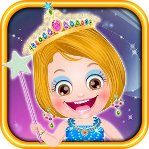 Help Baby Hazel to look most beautiful princess. Pick the most gorgeous dress, jewelry and hairstyle of her. Add makeup to give her fab look http://apple.co/20n9zs0
