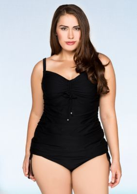 Coco Reef  Plus Size Smooth Curves Tankini