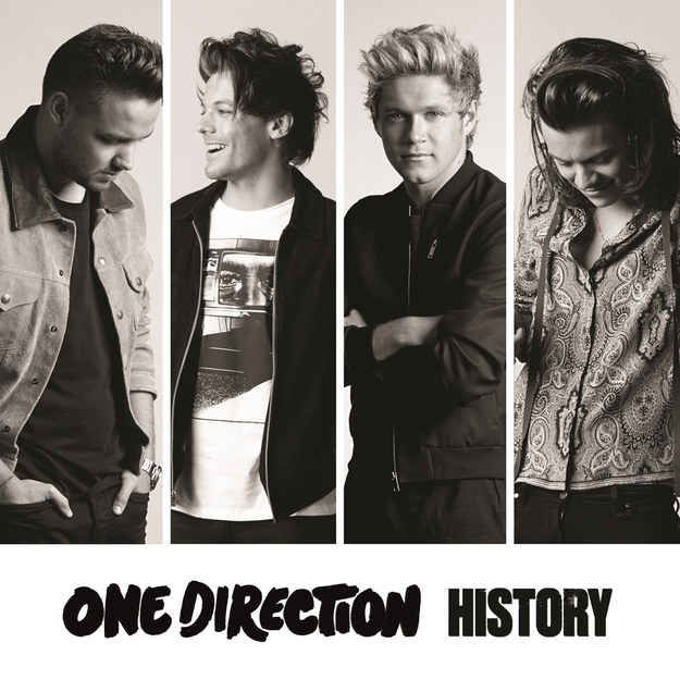 """Once again, One Direction surprised us by dropping a music video for their new single """"History,"""" effectively making Directioners across the globe simultaneously collapse into a ball of tears."""
