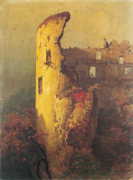Baszta w Ojcowie - Wojciech Gerson