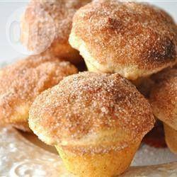 Muffins style beignes