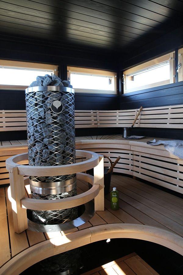 7 Sievitalo Merikoivu sauna Kalajoen loma-asuntomessut