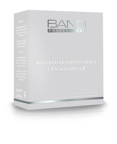 Koncentrat regenerujący z 4% witaminą E