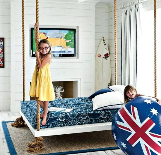 Greg Norman - beach house kids space