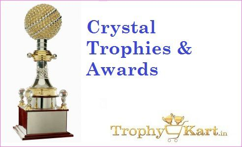 Buy #CrystalTrophy #GlassTrophies Crystal Trophy Crystal Awards Crystal Trophies and #GlassAwards compose the perfect corporate gift. Trophykart manufactures and supplier of highest quality corporate crystal glass awards at lowest prices.