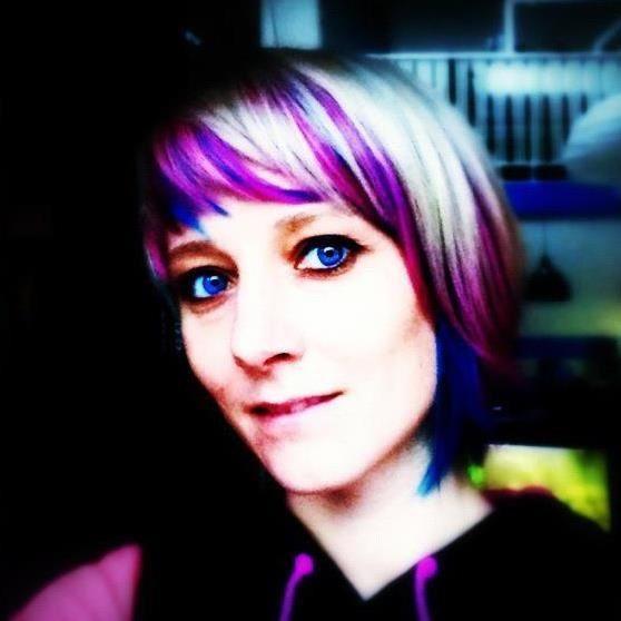 paars roze blauw