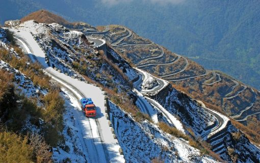 7 Brilliant Road Trips In North East India You Have To Do Before You Die!