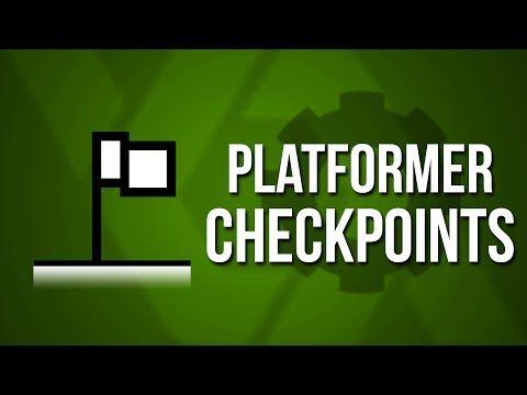 Game Maker Studio: Checkpoints Tutorial [Platformer]