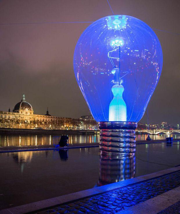 « Incandescence » – Fête des Lumières 2014, Lyon