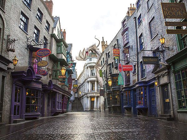 12 Things Harry Potter Fans Must See In Exeter