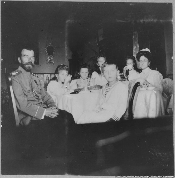 Before the murders: 28 rare photographs of the romanov family shortly before their execution