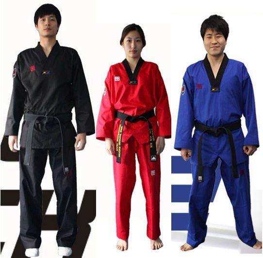 MOOTO Korean TaeKwonDo COLOR uniform TKD Basic Dan Dobok season4 Uniforms gym  #mooto